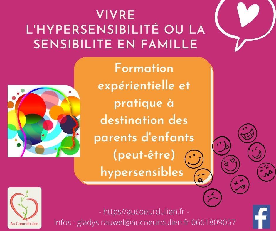 hypersensibilité en famille